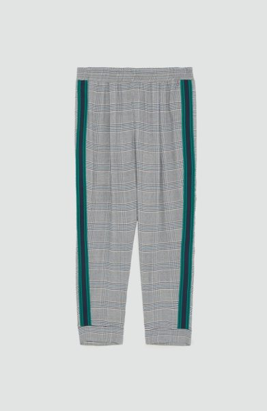 ZARA JOGGING PANTS WITH SIDE STRIPES
