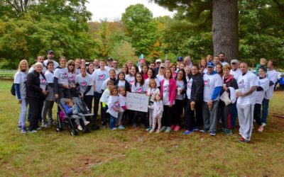 "Join ""In Memory of Elizabeth Chaparro"" Fundraiser Walk!"