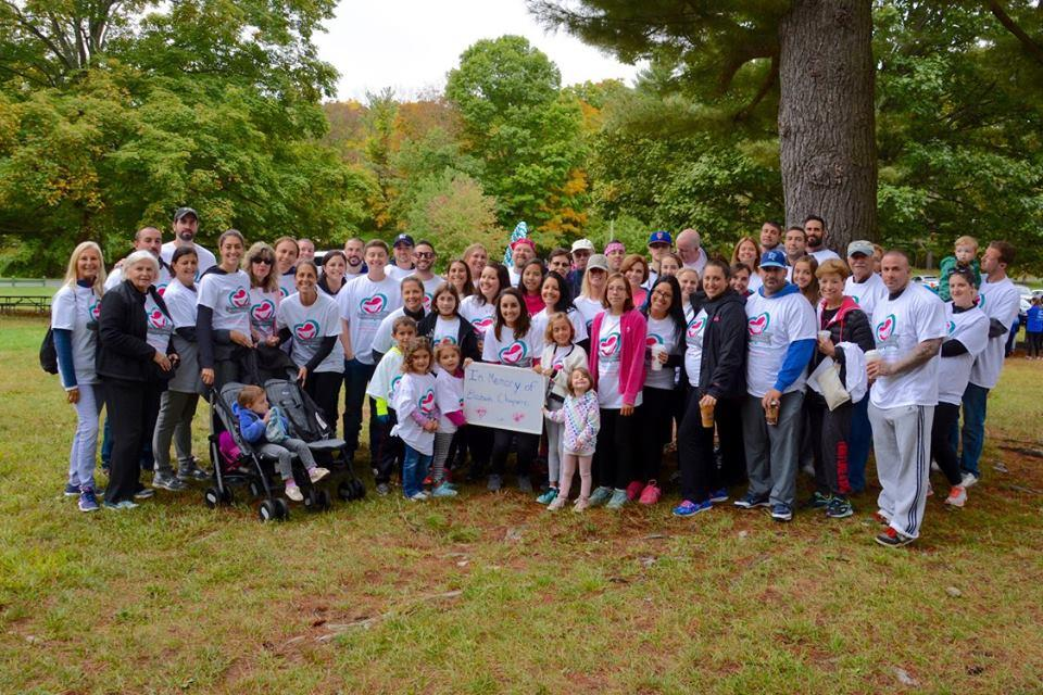 "Join ""In Memory of Elizabeth Chaparro"" Fundraiser Walk!"