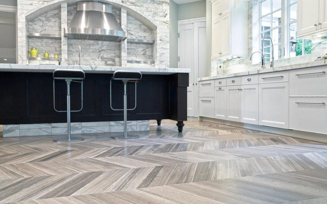 Kitchen with Tile & Ceramic Floors