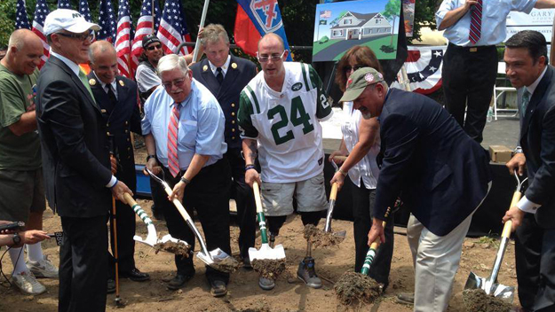 Building for America's Bravest: Sgt. Bryan Dilberian