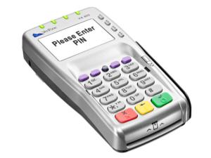 Verifone VX 805 PINpad w/EMV