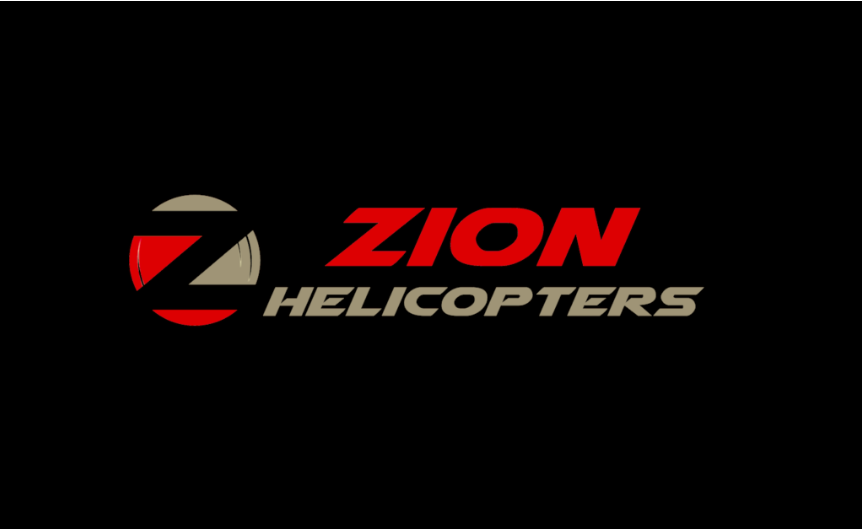 Zion Helicopters Logo