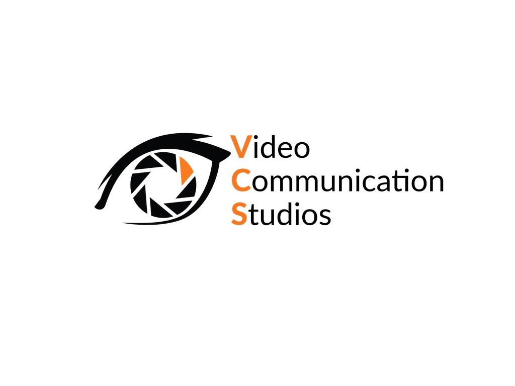 Video Communications Studios Main Logo Full Color