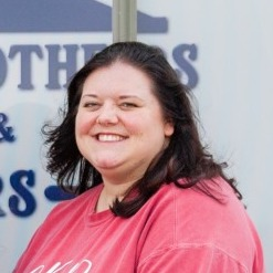 Jennifer Westoff from Christian Brothers Roofing