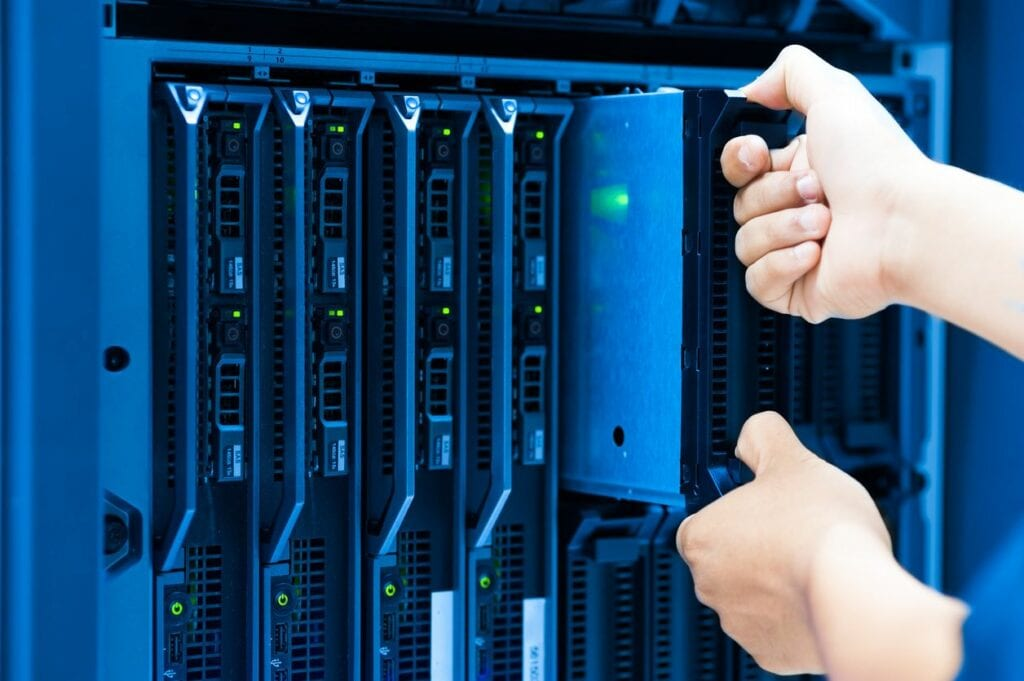 Server Technician Course