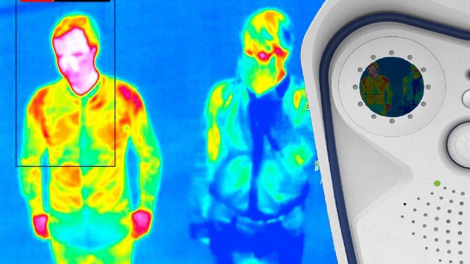 EMR CPR thermal Camera