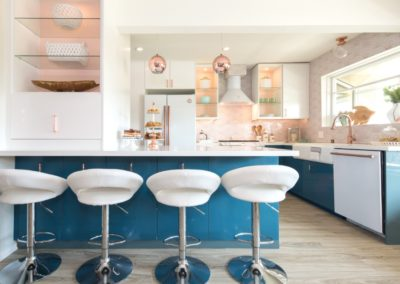 HGTV Beach Condo – Kitchen
