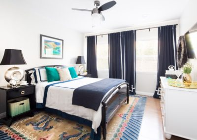 Pasadena House – Guest Bedroom