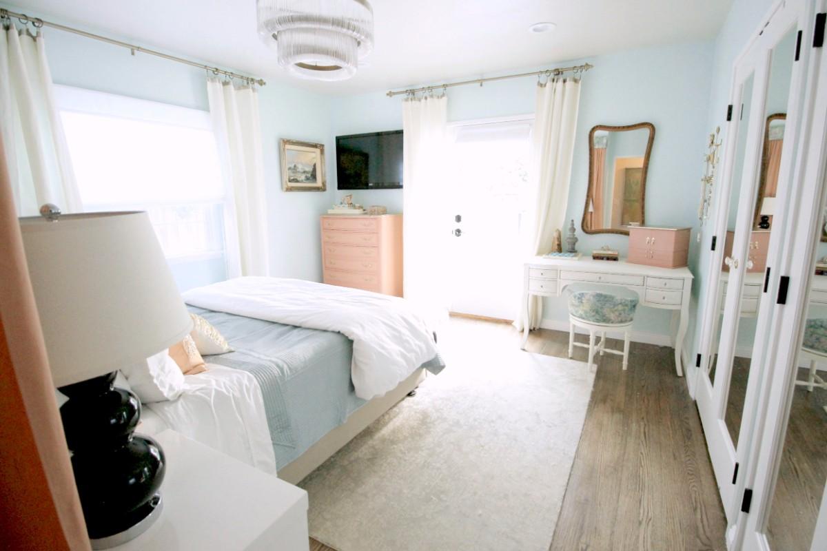mercedes, vintage furniture, west elm, pasadena, dunn edwards
