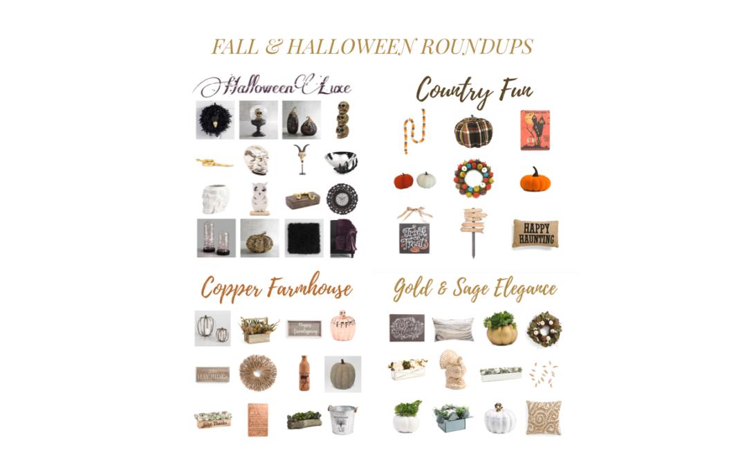 fall, fancy, spooky, farmhouse, holiday, halloween, fall decorating tips, DIY tips, holiday