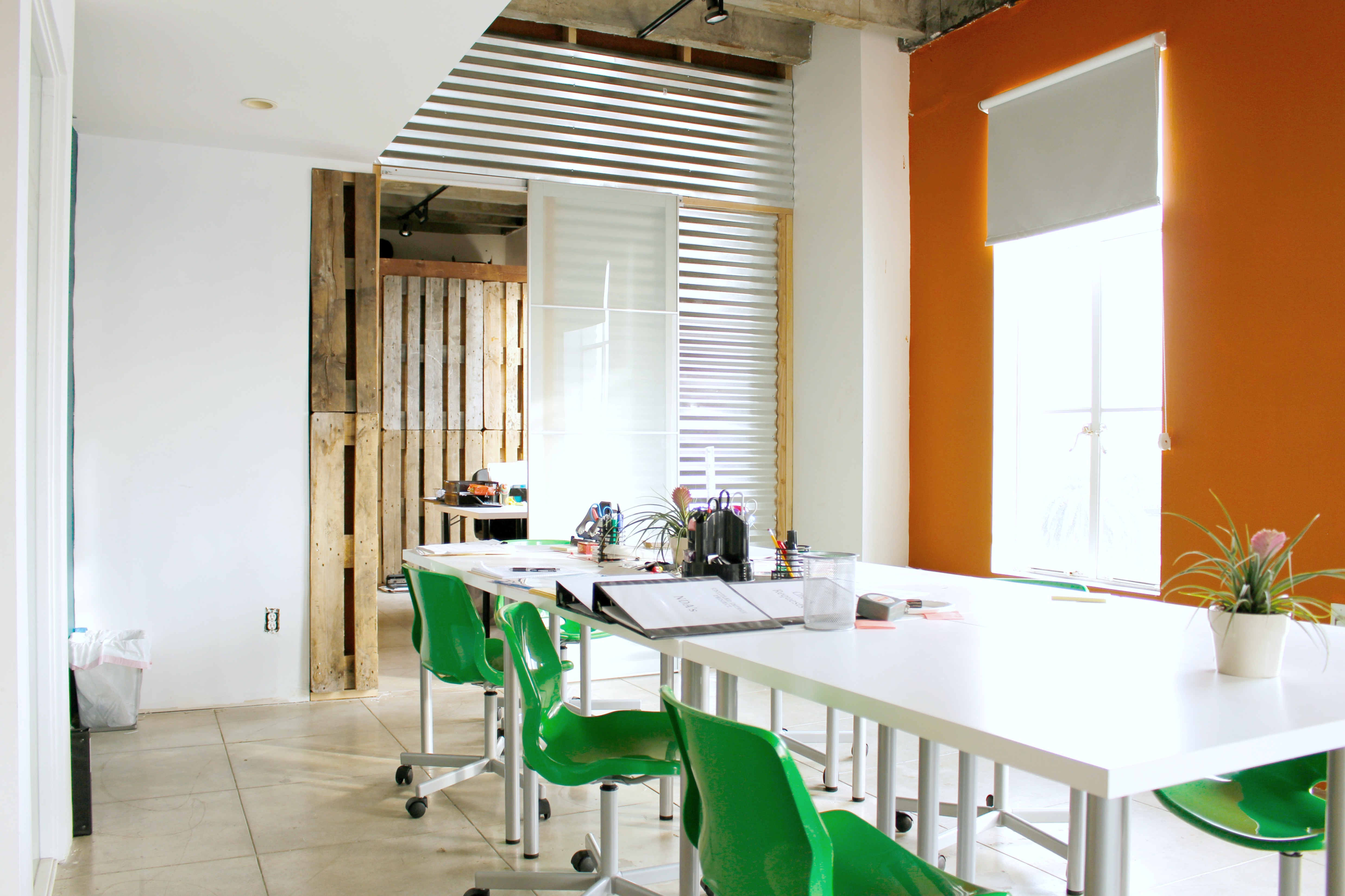 SANTA MONICA OFFICE - MARILYNN TAYLOR DESIGNS