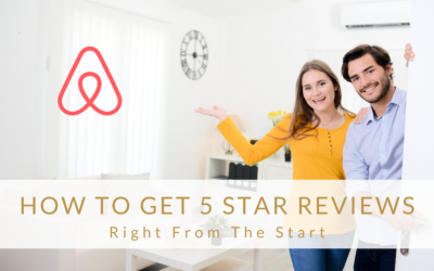 Top 5 Tips To Earn 5 Star Reviews Right From The Start