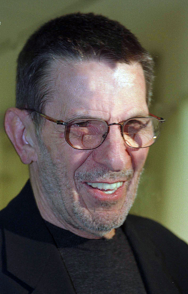 NIMOY PHOTOGRAPHS