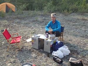 Very Basic Camping