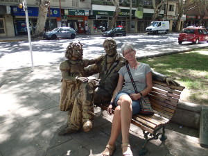 Having a good time again in Mendoza