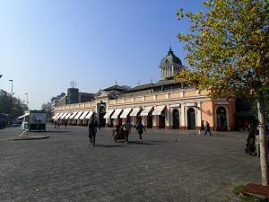 Central Market in Santiago
