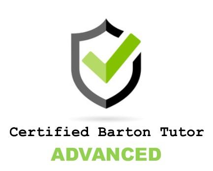 Certified Barton Tutor Advanced Seal