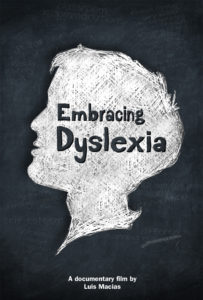 Embracing Dyslexia movie art