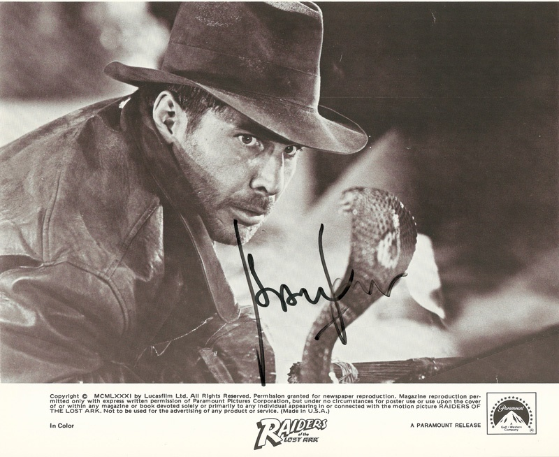 I met Harrison Ford in NYC a few times. The first tiem I met him, he signed this classic photo. The last time I saw him was at the NYC premier of his movie k-19-The Widow Maker. Kevin Bacon and his neice sat right in front of me during the movie. We had a fun after party at the Russian Tea Room. Many dyslexics are great with creative jobs. Harrison was a carpenter before he made it big in Star Wars.