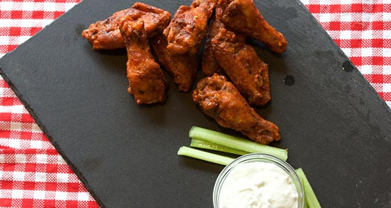 BBQ Wings