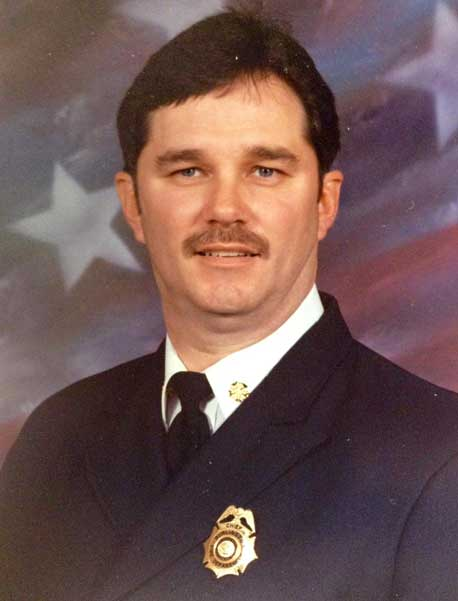 Fire Chief Jay Smith