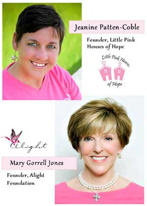 Jeanine Coble & Mary Jones
