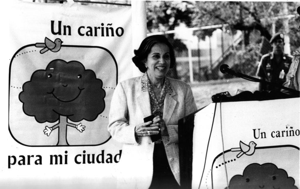 Alicia Pietri de Caldera, Un cariño para mi ciudad.