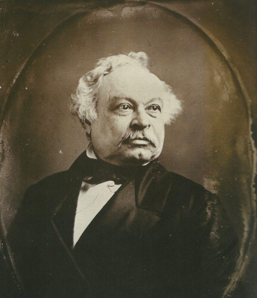 José Antonio Páez, 1863