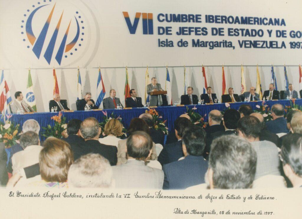VII Cumbre Iberoamericana 1997