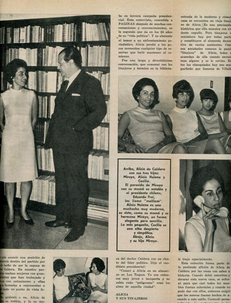 1967 Familia Caldera Pietri