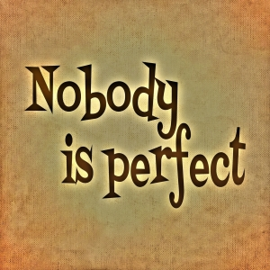 nobody-is-perfect-688370_1280