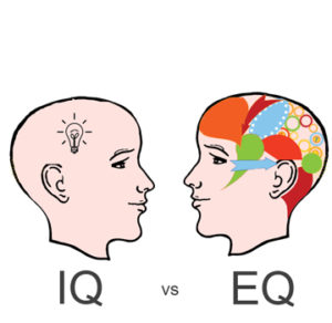 Intelligence vs. Emotional Intelligence
