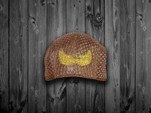ABrown Kango Style Dress Hat