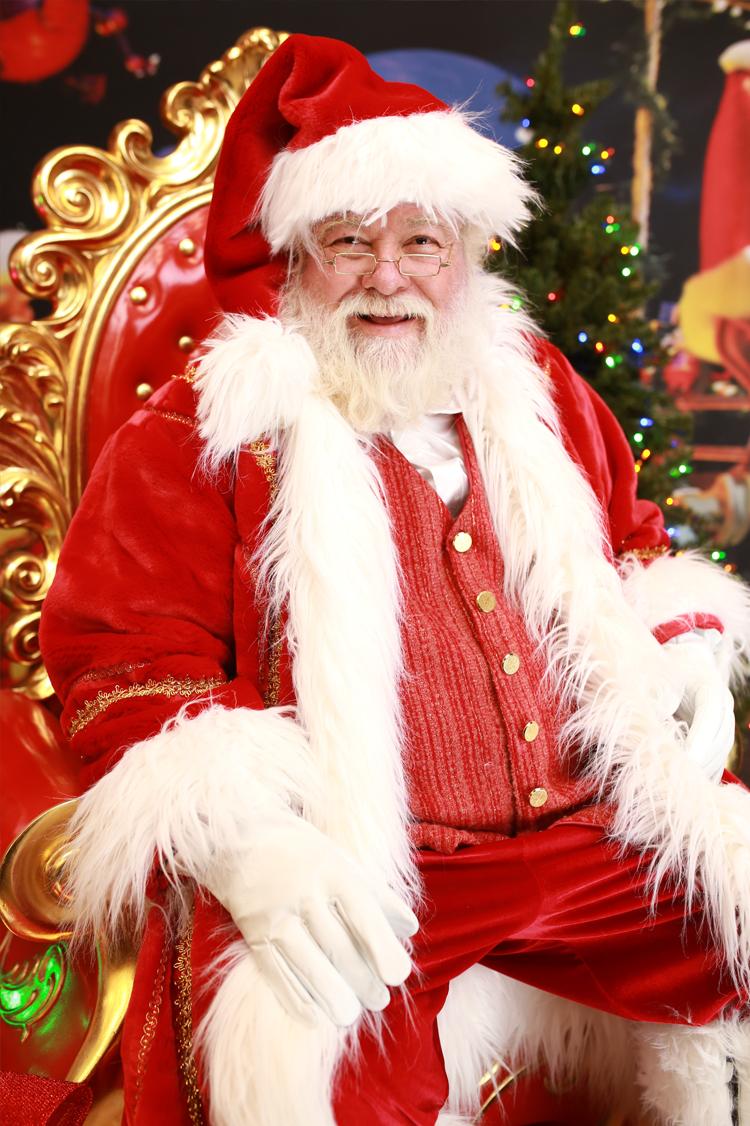 Santa Morris (2 Suits)