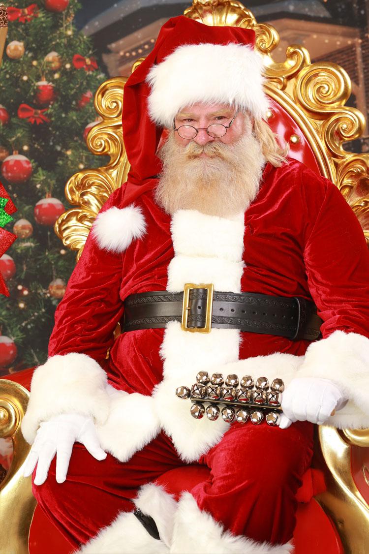 Santa John F.