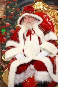 Santa Morris Suit #2
