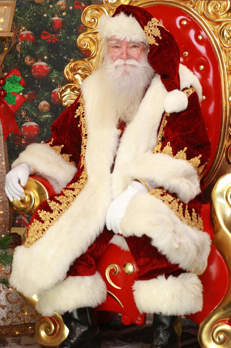 Santa Steve E.