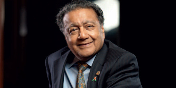 Manu Chandaria Chairman and CEO The Comcraft Group East Africa