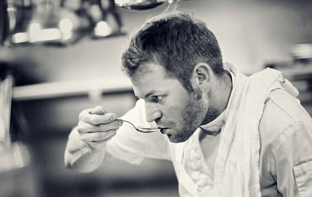 Jan Hendrik van der Westhuizen Michelin star Chef and Author South Africa