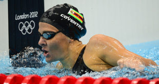 Kirsty Leigh Coventry Zimbabwe