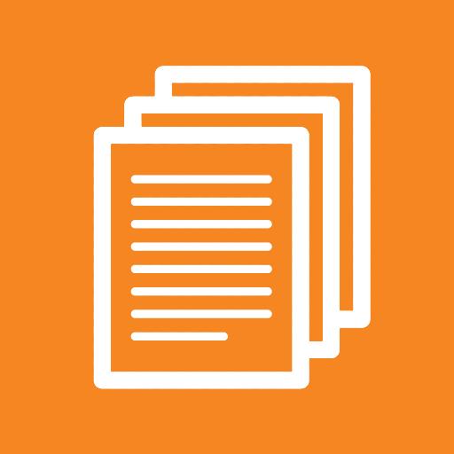 web icons - publications
