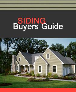 Siding Buyers Guide