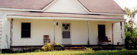 Vinyl Siding on House and Out-Buildings