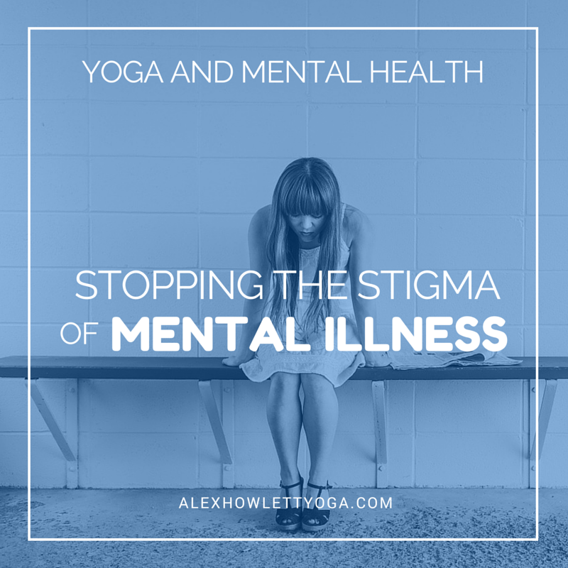 Stopping the stigma of mental illness