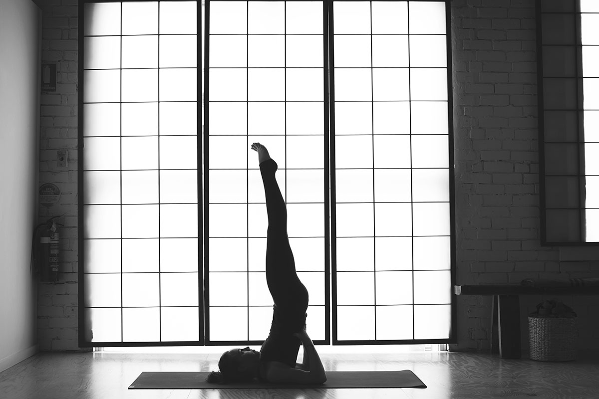 Yoga Photography Melbourne