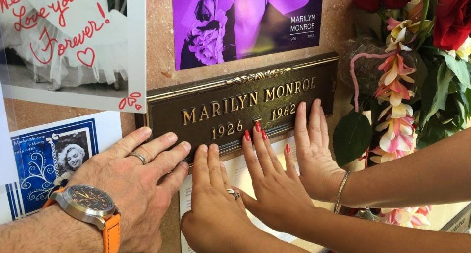 Marilyn-Monroe-Crypt