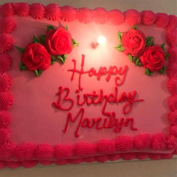 Enjoyable Marilyn Monroe 92Nd Birthday Celebration Personalised Birthday Cards Paralily Jamesorg