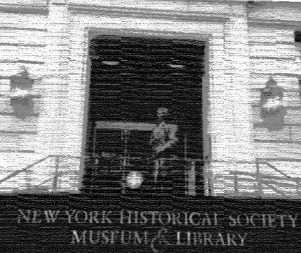 NY Historical Society Museum partner in the Museum Studies MA program