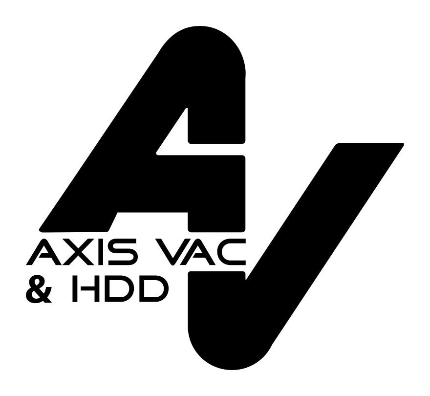 Axis Vac & HDD